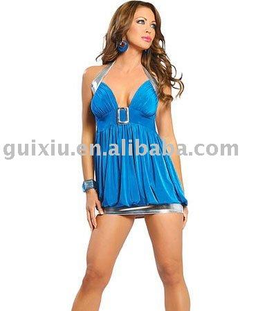 Mini Dress on Shimmer Ring Mini Dress  Clubwear From Reliable Mini Dress