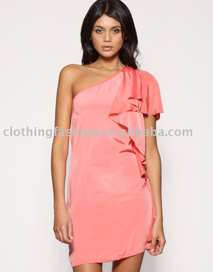 One Shoulder Party Dresses