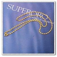 Ювелирное изделие Gold Chain Bracelet, Fashion Choker Bracelet, Copper Alloy With 18K Gold Plated