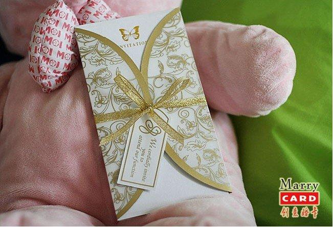 Wholesale elegant wedding invitation cardswedding cardsgreeting cards