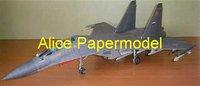 Алиса papermodel] длиной 23 см gdi хищника танка красные alert3 c & c3 команды & покорить модели