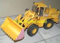 Алиса papermodel] длиной 28 см 1:35 масло грузовик кран инженерное оборудование модели