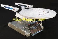 Детский набор для моделирования papermodel] 50 Startrek spacestation k7 Startrek starships model spacestation k7 model starwar model starcraft