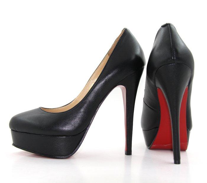 Black Sexy Heels