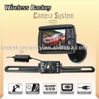 Система помощи при парковке car 4ch auto Parking sensor system with LED display car reversing system