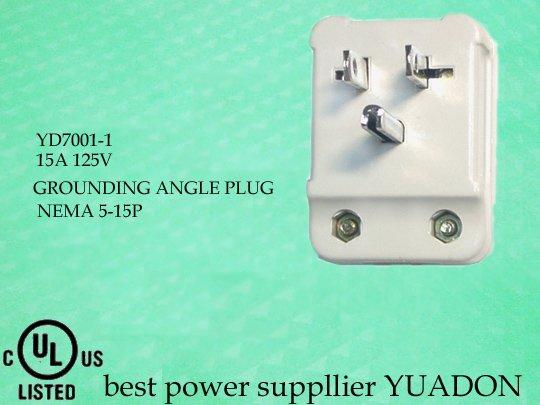 Wholesale NEMA 5 15P us power