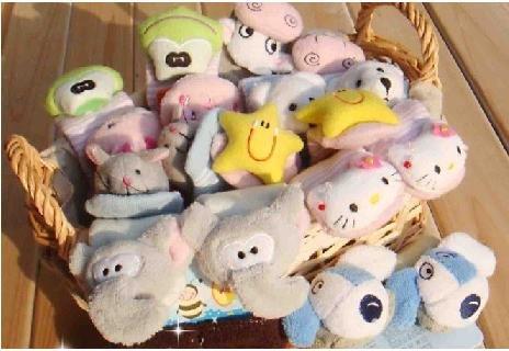 baby animals cartoon. socks/animal cartoon socks