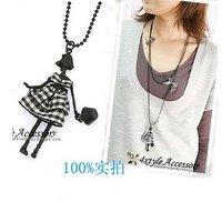 Envío Gratis! Tigre de Piedra collares de moda / Collares al por mayor, bisutería, collares de moda, collares damas (China (continental))