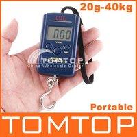 25kgx5g Mini Digital Hanging Luggage Fishing Weighing Scale 5pcs/Lot ,freeshipping Dropshipping wholesale
