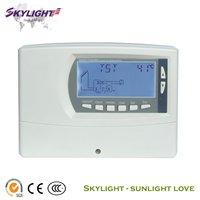 Silicon Sensor for Compact Solar Water Heater Controller,