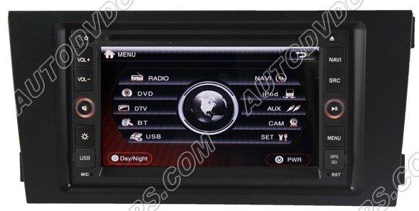 Buy Audi A6 DVD GPS, Audi A6 2001, Audi A6 2002, Audi A6 DVD GPS Navigation