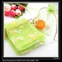 Упаковочные пакеты 150xWedding & Gift Organza Pouches Bags 7x9cm 120291
