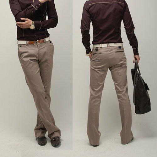 Colored Khaki Pants Men | Gpant