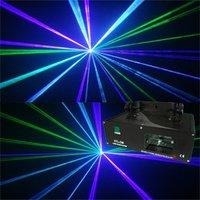 Профессиональное осветительное оборудование CASA 1000mW DJ DMX512 ILDA Luxury-B1W