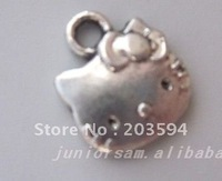 Брелок M7833 100Pcs/Lots mixed Enamel Alloy Ladybug Charms Pendant Diy Child charms Mobile phone Accessories