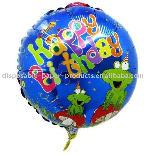 Clip Art Free Birthday. clip art birthday balloons
