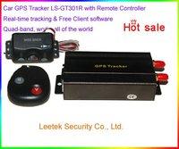 GPS-трекер Quad-band GSM GPRS CAR GPS tracker TK102 With 1mb memory