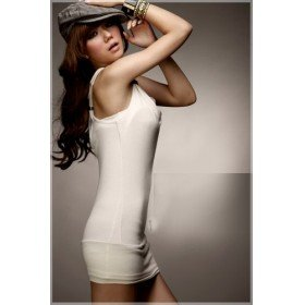 Free shipping 2011 new Wholesale Sexy Women s Clothing White Club Wear mini cocktail party Dress Non nude models pre teens. Nude red head teens