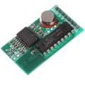 Free Shipping, 1pcs/lot, 315MHz~433MHz Wireless Remote Control Receiver Board Module 110.R01A