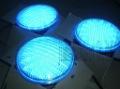 Blue Par56 Par 56 led underwater swimming pool bulb lamp light 351pcs led,free shipping