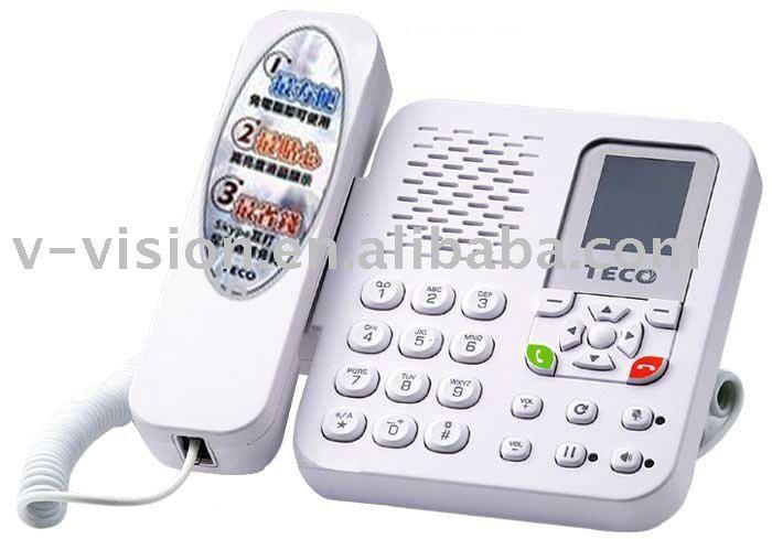 PC-free TECO skype phone RJ45 special for skype factory price