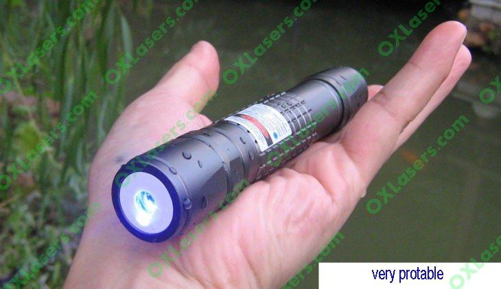 Pointeur Laser Actif Laser Bleu Pointeur
