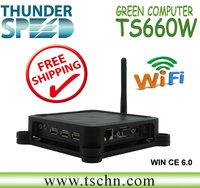 Мини ПК 2013 Newest X86 Mini Computer MS300 with Intel Atom D2550 Dual Core 1.86Ghz CPU 2GB RAM 8GB SSD Win 7 Ultimate OS