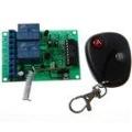 12 DC Wireless Remote Control Switch Security System YU-02A+036F-02