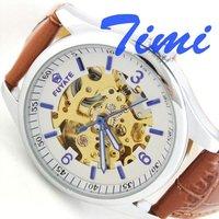 Наручные часы Mens 6 Hands Black dial Automatic Mechanical Watch