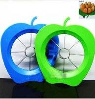 Новый Бур среза легкий режущий Фруктовый нож apple штабелер груша кухня коллекции apple резец 10pcs/lot