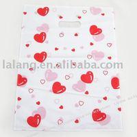Пакетики для ювелирных изделий 150pcs/lot 18x23cm Boutique Plastic Carrier Bags White Cortoon Mickey Gift Packaging 120039
