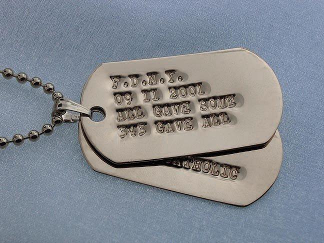 Army Dog Dog Tags Army Dog Tags