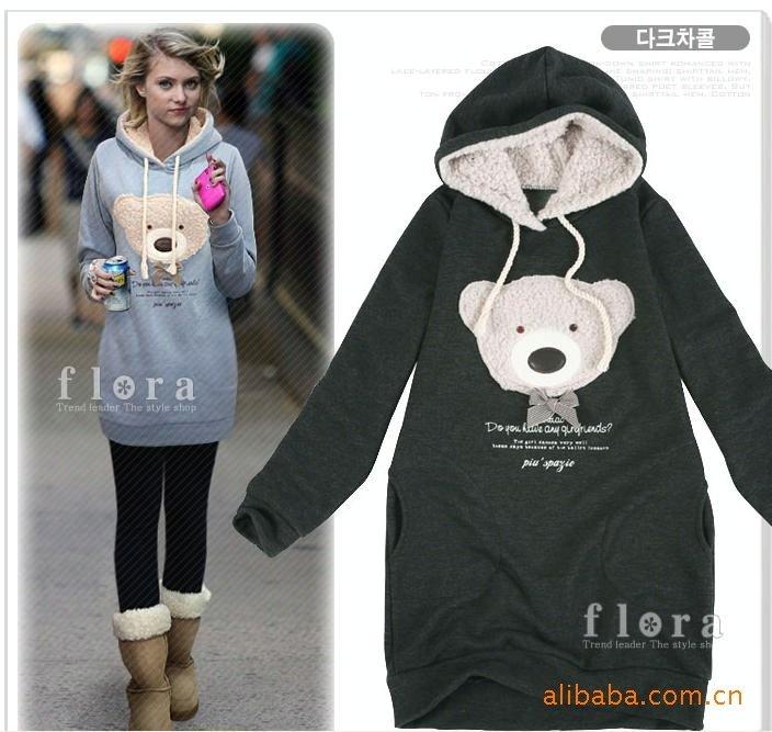 Cute Girl Hoodies   Fashion Ql