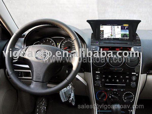 The Car Blog\'s: 2002 Mazda 6 Wagon
