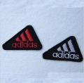 Free shipping--Retail and wholesale Beautifully embroidered badges / fabric sticker /AC Milan badge/ logo