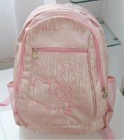 высокое качество нейлона Привет Китти рюкзак ребенка pre школы мешок новых 1 и розничная торговля