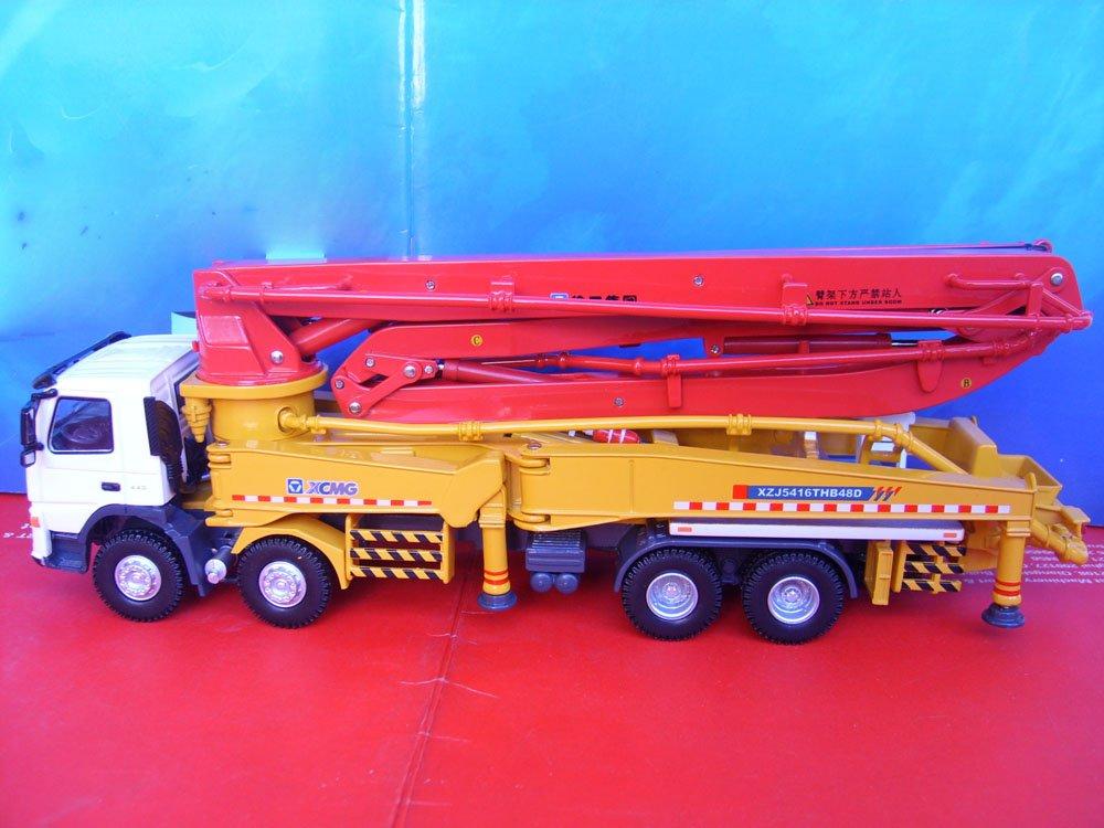 Guaranteed 1 50 Xcmg Hb48 Truck Mounted Concrete