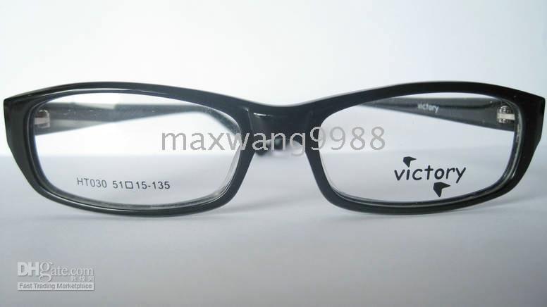 Best sellers GS2-12 Eyeglasses Lens Frames Myopia Reading Unisex 's Plastic Fashion Black 20 ...
