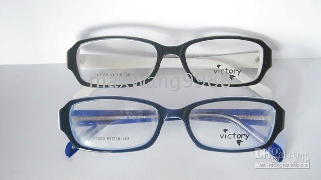 2010 new style Best sellers Fashion Eyeglasses Lens Frames Myopia Reading Unisex 's Plastic  ...
