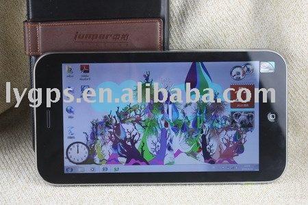 Free Shipping 10.2'' Multi-Touch Panel Tablet PC - Atom N450 - 1GB DDR2 - Wi-Fi - 160GB