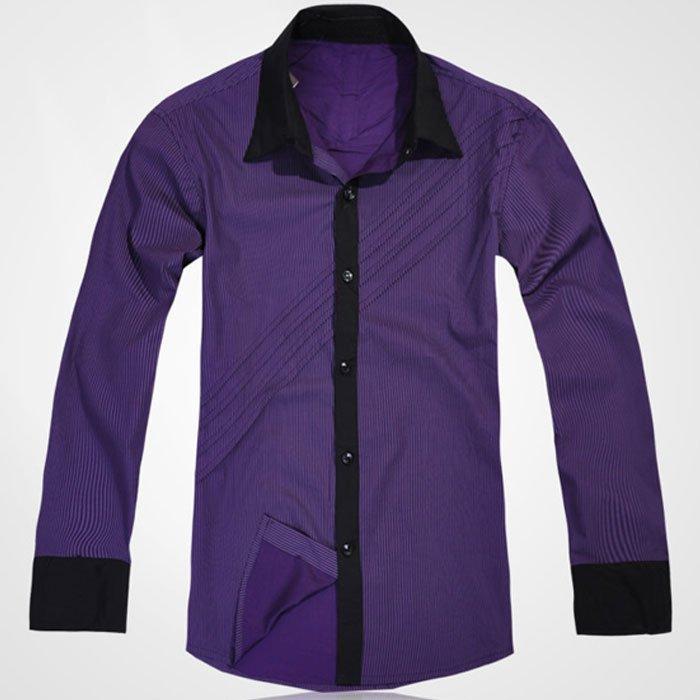 Footnotes: Purple shirt?