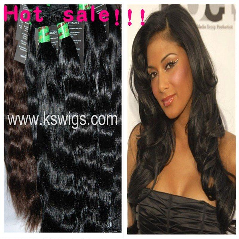 Brazilian Wave Hair Extensions Wave 8'' Brazilian Hair