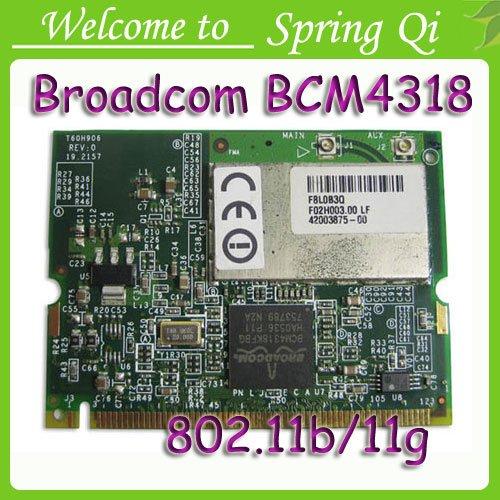 Broadcom Bcm4306 Драйвер