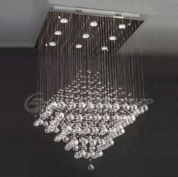 YSLPC0021 New Wholesale Retail spherical modern Crystal – Crystal Lights Chandelier