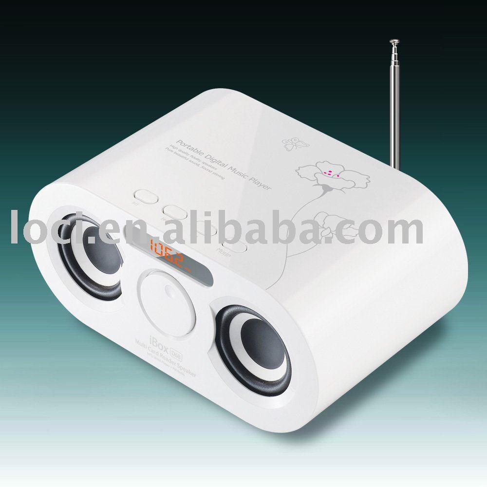 Mini Mp3 Speaker