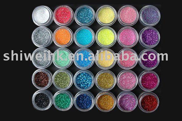 Fine Glitter Dust Powder
