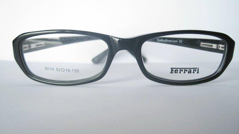 Prescription Rx Optical Eyeglasses Free Delivery Best Sellers Fashion Lens Frames Unisex Plastic ...