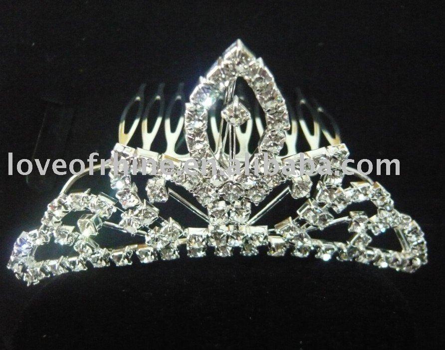 Wholesale WT070 Free shipping designer bridal wedding crownbridal tiara