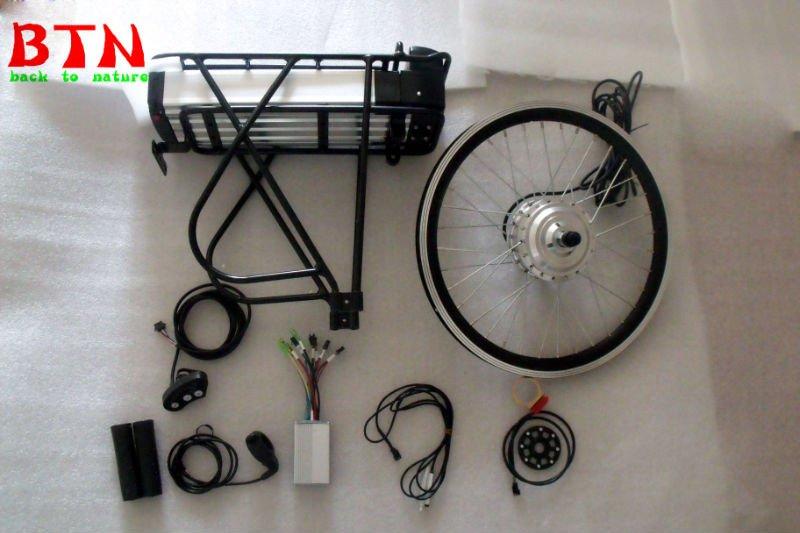 DIY electric bike kit/ e-bike conversion kit with LiFePo4 battery top selling