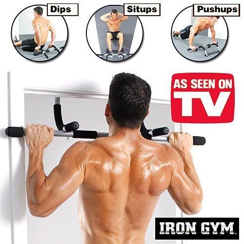 door gym workout bar 3